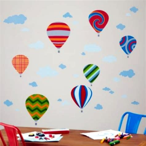 Interior Wall Stickers bumper nursery decorating ideas wall in your child s