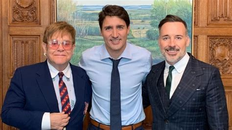 elton john ottawa trudeau meets with elton john in ottawa entertainment