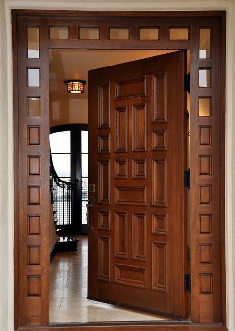 best 25 wooden door design ideas on