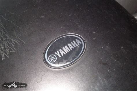 Yamaha Koffer Aufkleber http www ybrfreun de topcase yamaha zumindest
