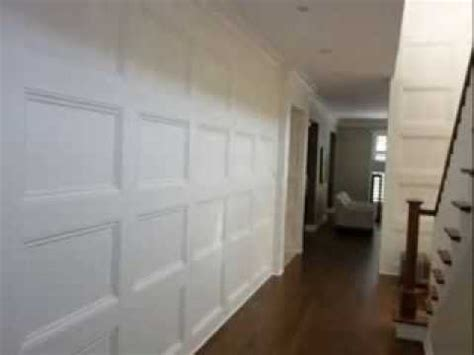 Wainscot Wall by Wall Or Accent Wall Wainscoting Installation Ideas