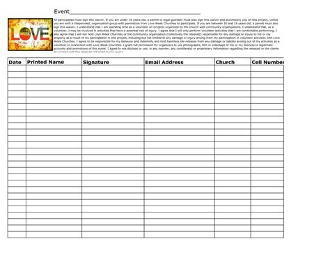 nursery sign in sheet template free church nursery sign in sheet template thenurseries