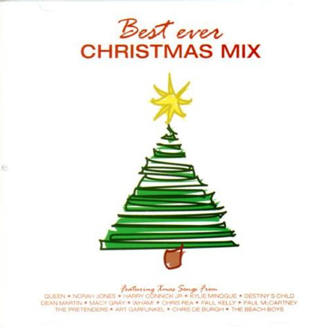 best ever christmas mix vol 1 various artists songs