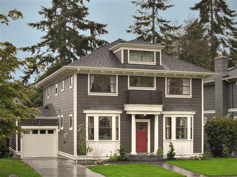 four square house plans with garage four square house plans with attached garage numberedtype
