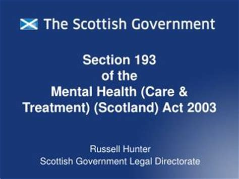 section 16 mental health act ppt valerie mays solicitor legal secretary to the mental