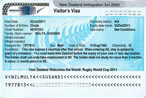 Membuat Visa New Zealand | membuat visa new zealand never stop travelling