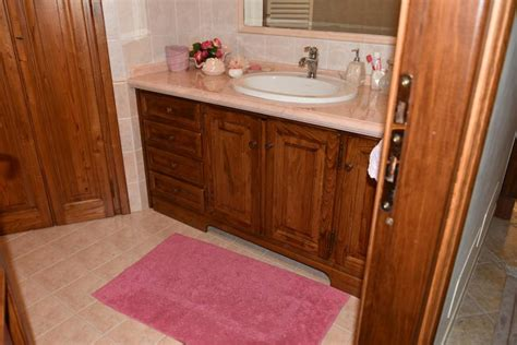 mobile bagno in marmo mobile bagno marmo rosa in legno su misura fabbrica di
