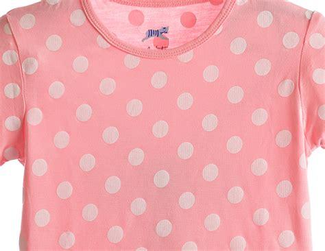 Pink Polkadots Shortpants Pajamas kickee pajamas sleeve in pink polka dot 7 9 10