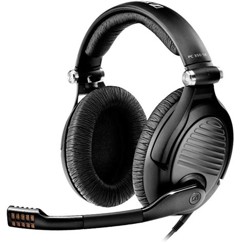 Headset Sennheiser Pc 350 Headset Sennheiser Pc 350 Se Eventus Sistemi