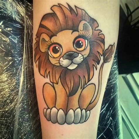 101 powerful lion tattoos certain to astonish