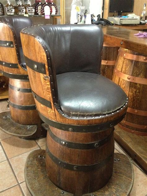 wine barrel bar stools wholesale bar stools made from wine barrels barrels of fun