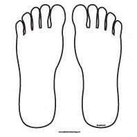 Foot Template by Template At Lakeshore Learning