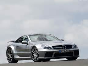mercedes sl65 amg black series car wallpapers