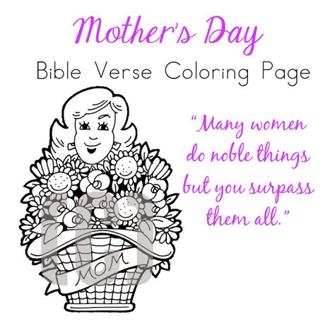 christian childrens coloring pages for mother s day mother s day bible printables christian preschool printables