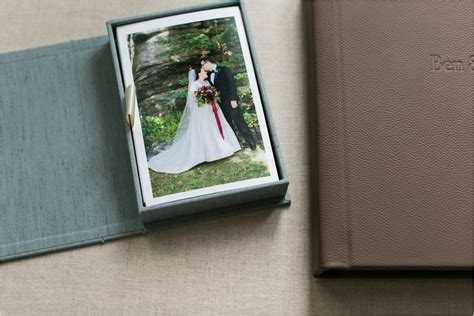 Wedding Heirloom Box by Heirloom Wedding Album And Box