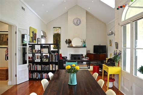 Houzz Dining Room Library Bookshelf Room Divider Dining Room Eclectic With My Houzz