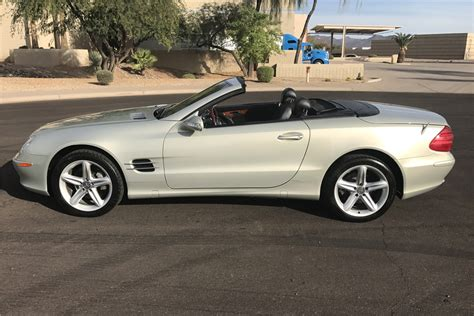 Mercedes Coupe Convertible by 2003 Mercedes Sl500 Convertible Coupe 213144
