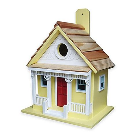 bed bath and beyond capitola buy home bazaar capitola cottage birdhouse from bed bath