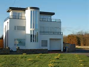 Art Deco Home E1909 Art Deco House Stunning Sea Views Directly