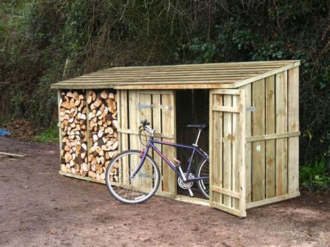 Bike Shed Ideas by Best 25 Bike Shed Ideas On Shed Storage Ideas