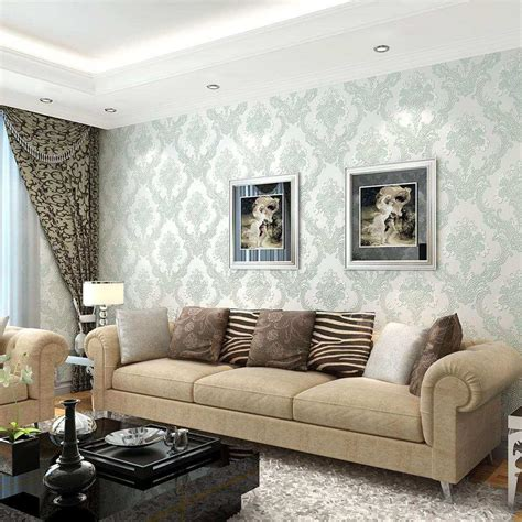 qualified wallpaper  paint ideas living room ub