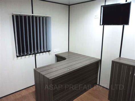 Container Office Portac 40 Ft 6 container office manufacturer suppliar in himachal pradesh