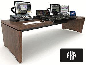 Pro Tools Desk by New Aka Design Custom Desks For Avid S6 Sec Pro Tools