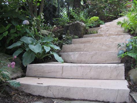 rocksteps lightweight steps stairs landscape