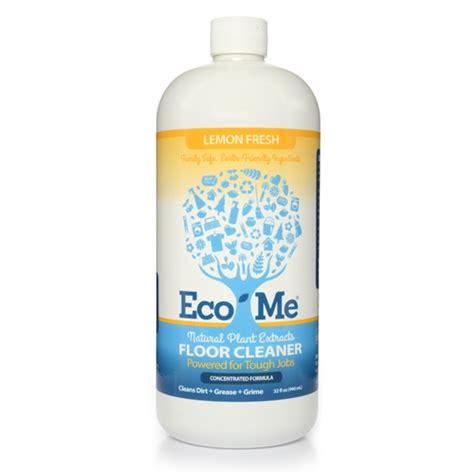 Eco Me Floor Cleaner by Eco Me Floor Cleaner All Greenjanitorialproducts