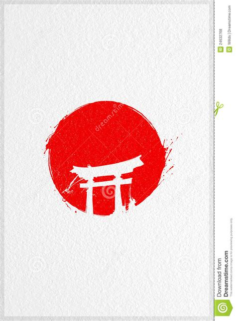 Japanese Style Home Plans red sun japan flag royalty free stock photos image 24632768