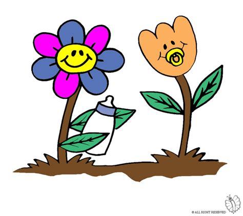 sta fiori disegni di fiori colorati disegno lagunaria fiore