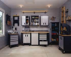Garage Design Works garage work bench ideas