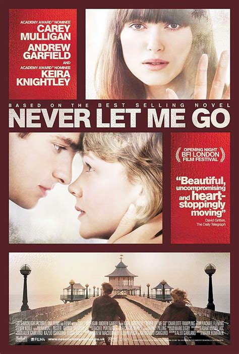 never let me go i d so rather be reading book to movie review never let me go