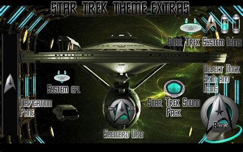 star trek themes for windows 10 star trek windows 7 theme