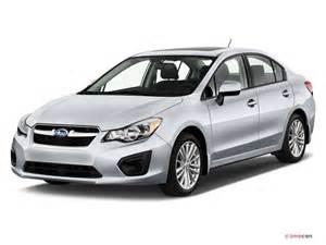 2013 Subaru Impreza Sedan 2013 Subaru Impreza Pictures Angular Front U S News