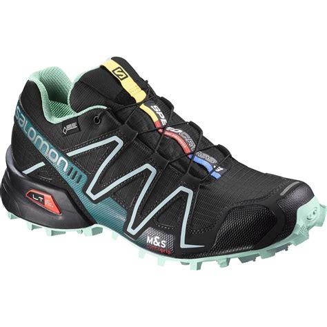 salomon speedcross 3 gtx s trail running shoes