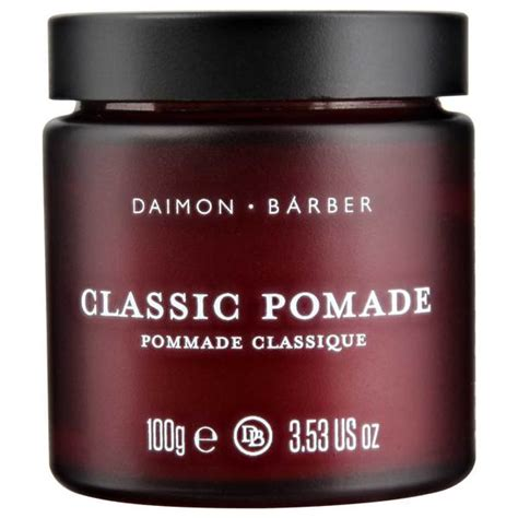Pomade The Daimon Barber the daimon barber hair pomade no 2 pomade