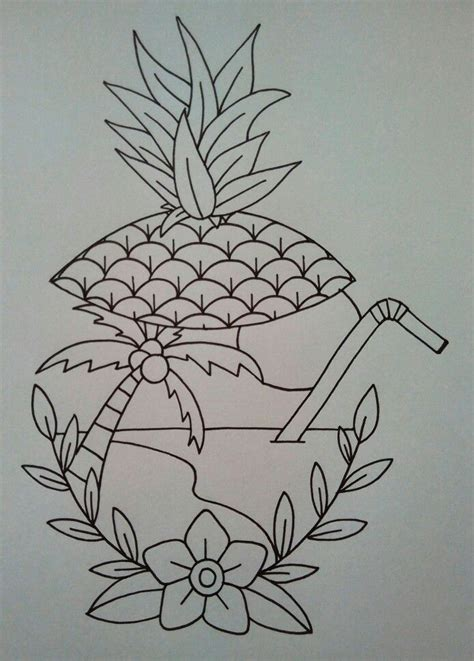 cocktail tattoo designs 25 best ideas about hawaiian island on