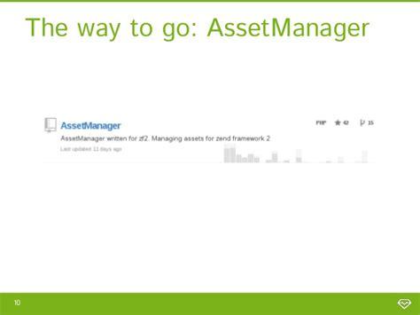 zend framework 2 module layout asset management with zend framework 2