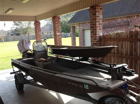 gator tail boat hull 2013 gator tail gtb1846 aluminum fish duck boat the