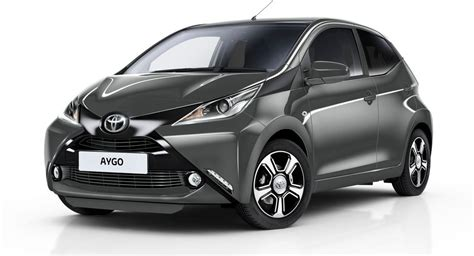 Toyota Aygo Toyota Luxes Up Aygo With X Clusiv Edition