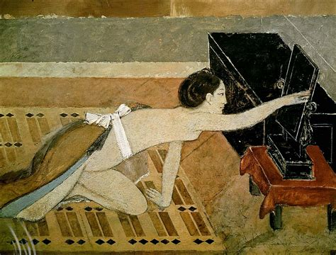 black mirror japan japanese girl with a black mirror 1967 balthus