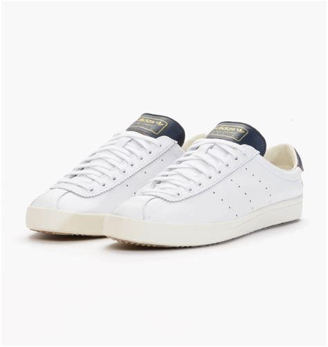 adidas lacombe spzl adidas spzl lacombe white collegiate navy the sole supplier
