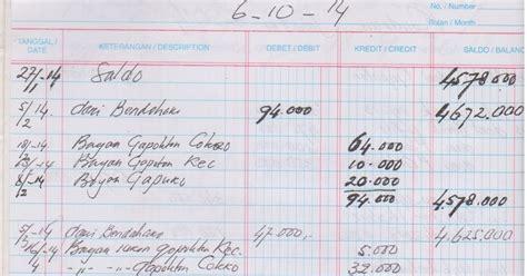 contoh format buku kas kelompok tani buku kas kelompok tani mandiri jalan kyai mojo 56 kauman