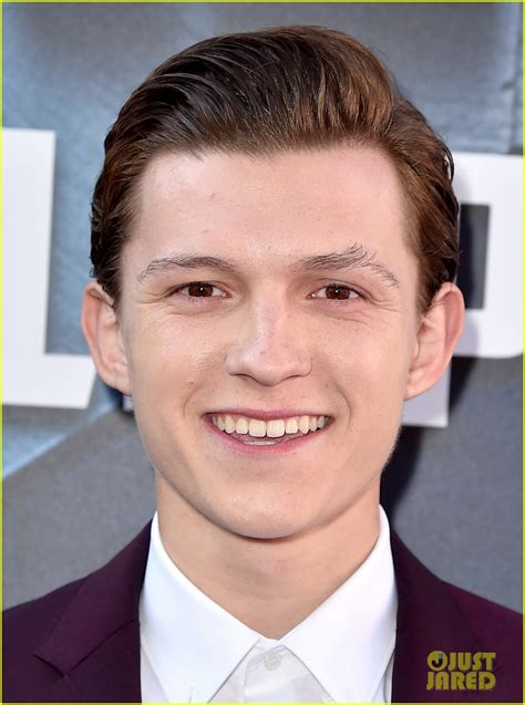 who plays spider man meet captain america s tom holland