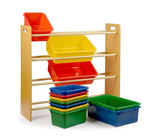 home it toy organizer with bins you get toy storage bins