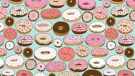 Wow donut! uploaded by Linda Fuccini on We Heart It