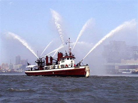 fireboat john j harvey historic fireboat to be viewing vessel for new london