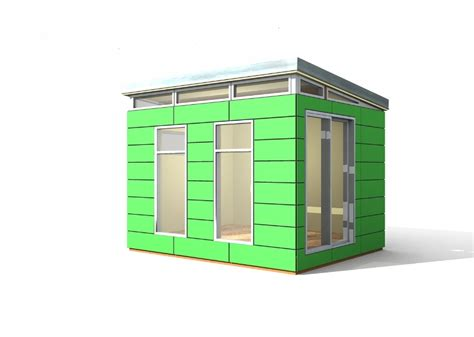 10 X 12 Shed Kits by Modern Shed Kit Prefab Shed Kits Delievered Right To