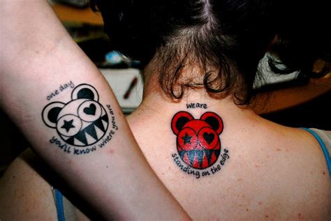 radiohead tattoos 15 best images about radiohead on